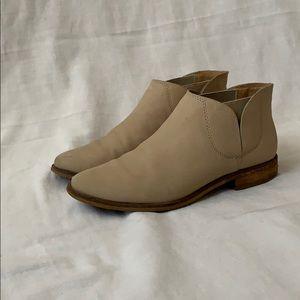 Splendid Fine Leather Ankle Booties